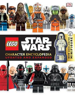 Lego Star Wars Character Encyclopedia Updated and Expanded