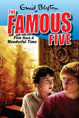 Five Have A Wonderful Time (Famous Five