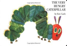 VERY HUNGRY CATERPILLARBOARD BOOK