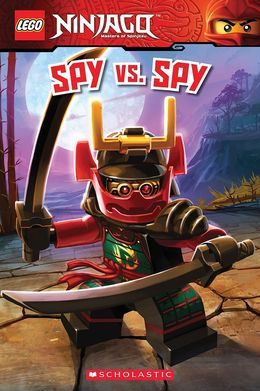 Spy vs. Spy (LEGO Ninjago: Reader