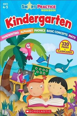Smart Practice Workbook Kindergarden