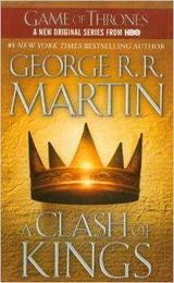 A Clash of Kings (Game of Thrones: A Song of Ice and Fire
