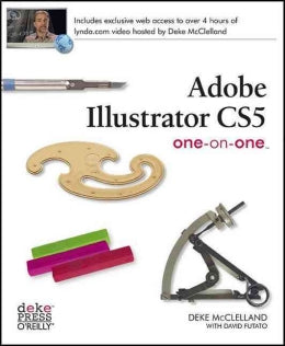 Adobe Illustrator Cs5 1-On-1