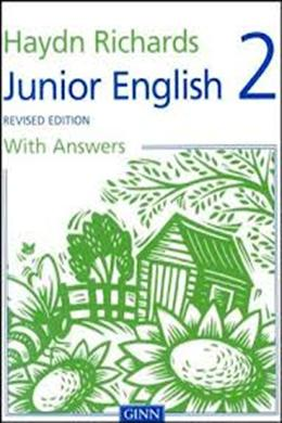 Haydn Richards Junior English 2 Revised Edition with Answers