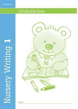 Nursery Writing Book 1