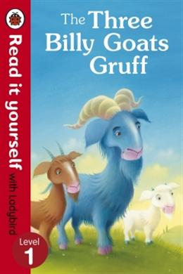 READ IT YOURSELF LEVEL 1: THE THREE BILLY GOATS GRUFF