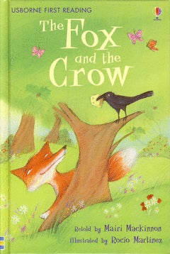The Fox and the Crow (Usborne First Reading Level