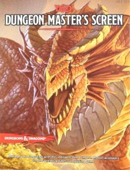 D&D Dungeon Master's Screen, Deluxe Edition