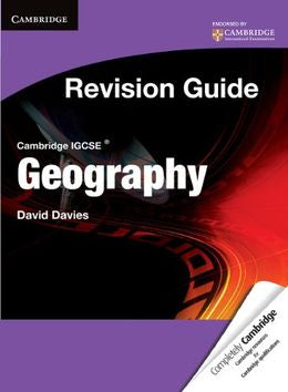 Cambridge IGCSE Geography Revision Guide