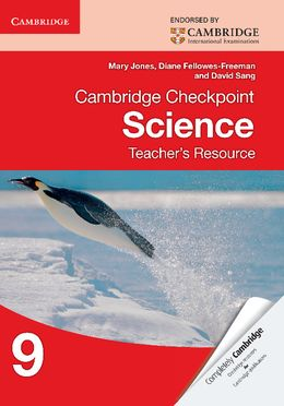 Cambridge Checkpoint Science Teachers Resource CD-ROM 9