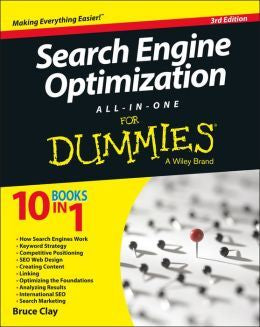 Search Engine Optimization All In One For Dummies, 3E