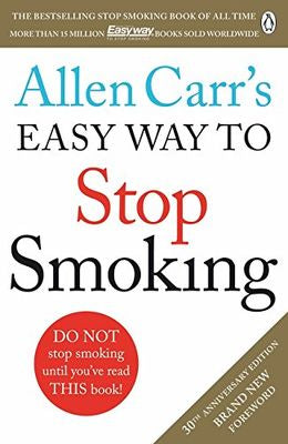 ALLEN CARR`S EASY WAY TO STOP SMOKING