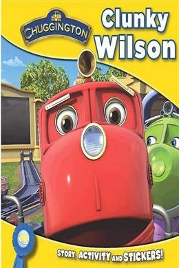 Chuggington Mini Paperback (Chuggington Mini Collection): Clunky Wilson