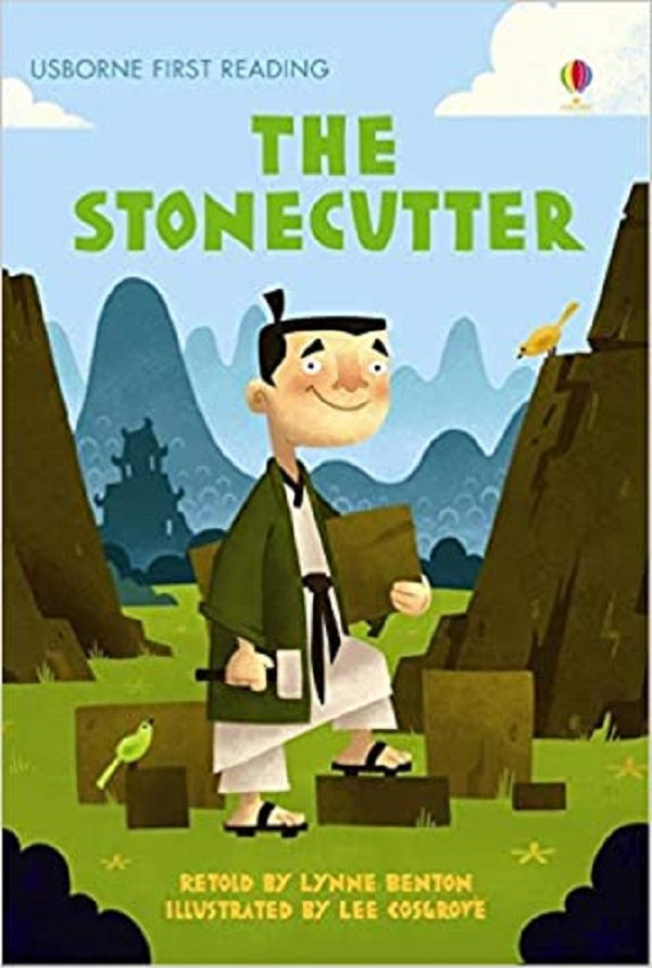 The Stonecutter (Usborne First Reading Level 2)