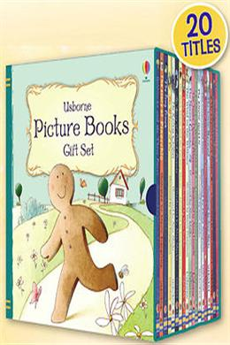 The Usborne Picture Book Gift Set (20 Books)