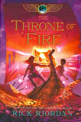 The Kane Chronicles, Book Two: The Throne of Fire
