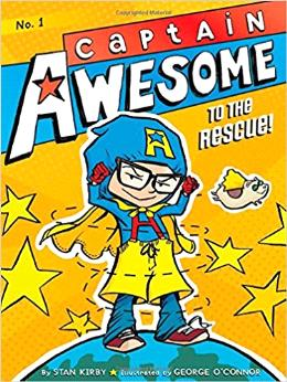 CAPTAIN AWESOME 01 TO RESCUE