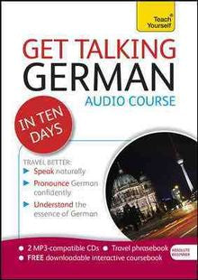 Teach Yourself Get Talking German