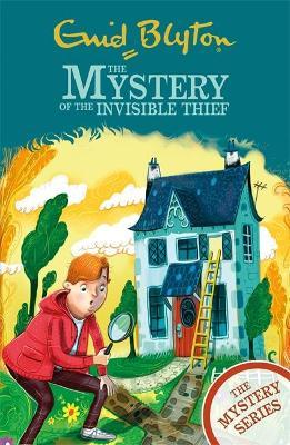 The Mystery Series #8: Mystery Of The Invisible Thief