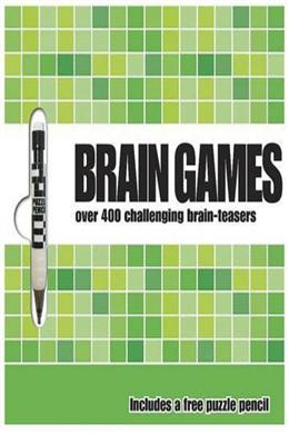 Brain Games (Ultimate Diecut Puzzles)