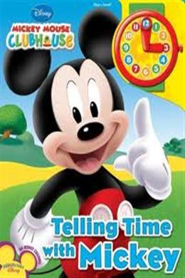 Mickey Mouse Clubhouse: Telling Time with Mickey