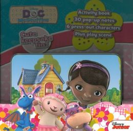 Disney Mini Pop-Up: Doc Mcstuffins