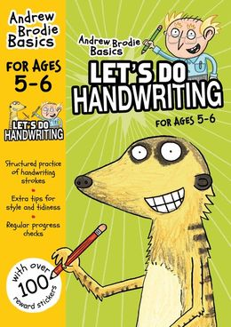 LET`S DO HANDWRITING FOR AGES 5-6