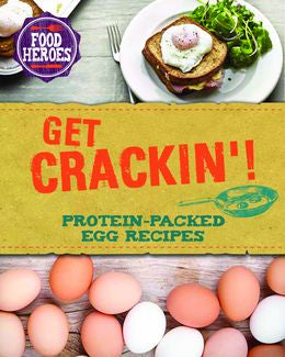 Food Heroes-Get Cracking