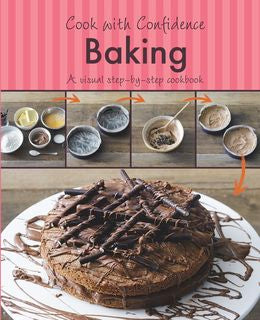 Cook with Confidence: Baking