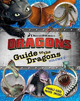 How To Train Your Dragon TV Guide To The Dragons Vol. 02