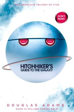 THE HITCHHIKER`S GUIDE TO THE GALAXY TRILOGY OMNIBUS