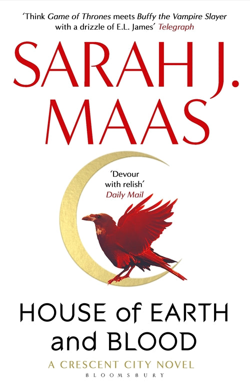 Crescent City #1: House of Earth and Blood