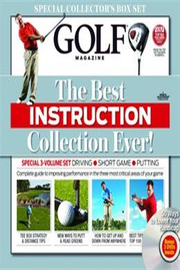 Golf: The Best Instruction Collection Ever (Special Collector's Box Set)