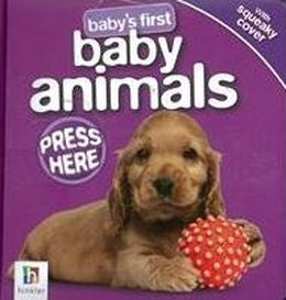 Baby`S First Squeak : Baby Animals