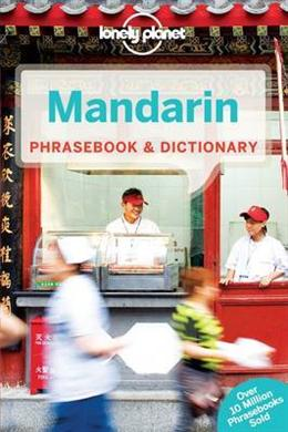Lonely Planet Mandarin Phrasebook & Dictionary, 8E