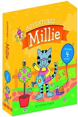 Adventures With Millie Books Slipcase