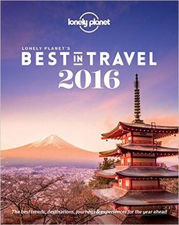 Best in Travel 2016 (Lonely Planet)