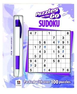 SUDOKU (GREEN) PUZZLES ON THE GO SERIES 6