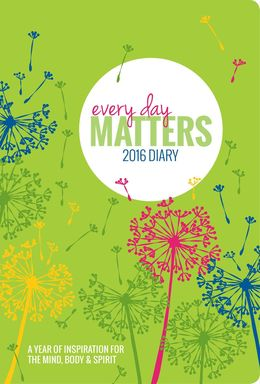 Every Day Matters 2016 Pocket Diary (2016 Diaries)