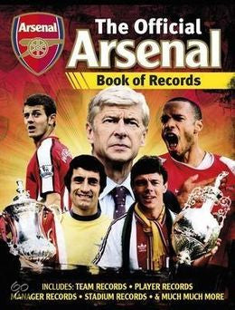 The Official Arsenal Book Of Records
