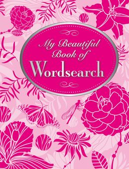 My Beautiful Book of Wordsearch
