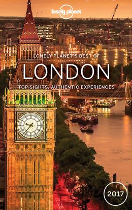 Lonely Planet's Best of London 2017