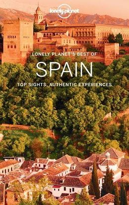 Lonely Planet Best Of Spain, 1st Ed.