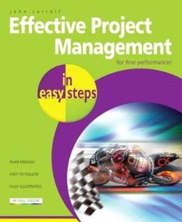Effective Project Management Easy Steps