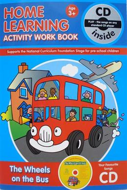 Home Learning: The Wheels on the Bus (with CD)