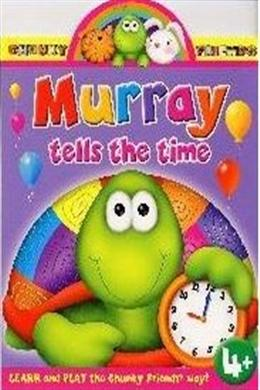 Murray tells the time (Chunky Learning)
