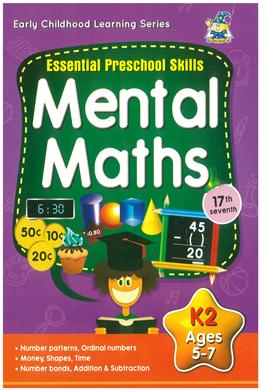 Essential Preschool Skills Mental Maths Ages 5-7