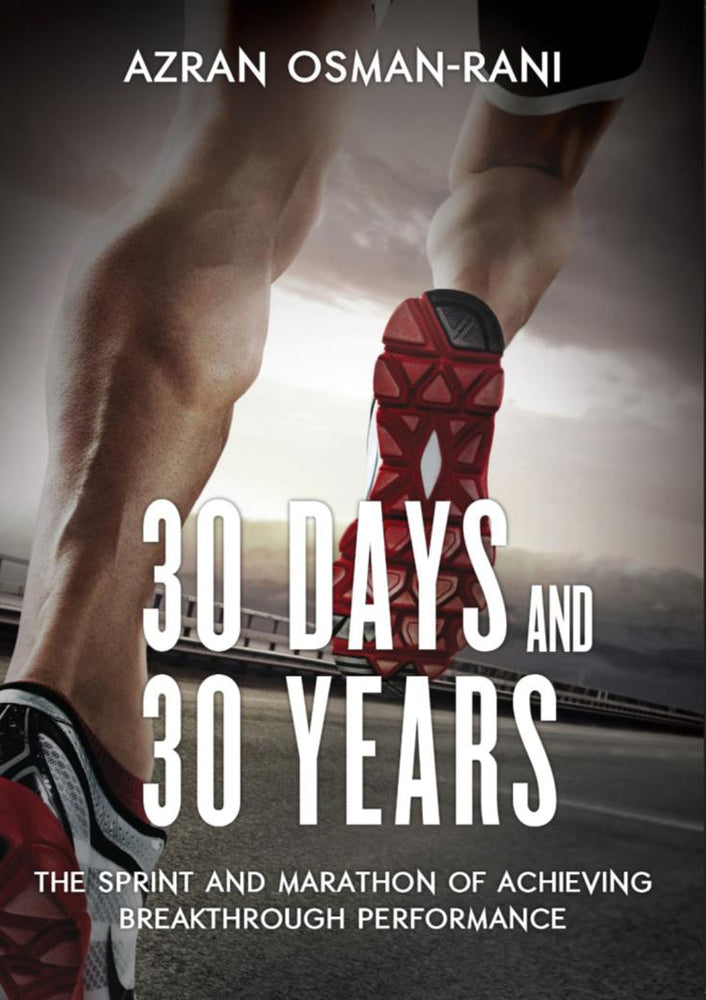 30 DAYS AND 30 YEARS