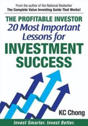 The Profitable Investor: 20 Most Important Lessons For Investment Success
