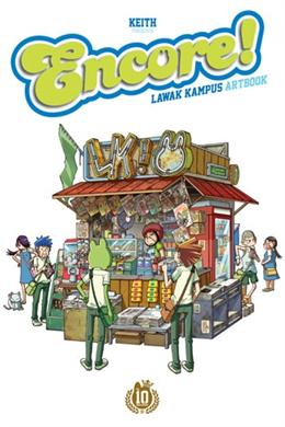Lawak Kampus Artbook: Encore!
